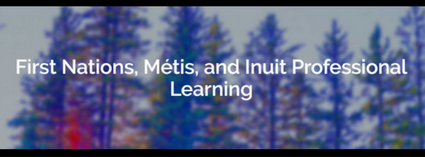 First Nations, Métis, and Inuit Professional Learning