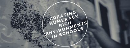 Creating Numeracy Rich Environments
